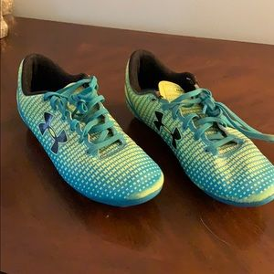 Under Armour Youth Soccer Cleats Size 3.5